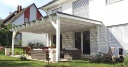 Solarterassendach - Terassenüberdachung mit vielen Vorteilen